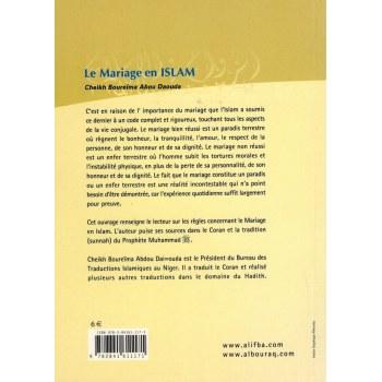 Le Mariage en Islam - Boureïma Abou Daouda