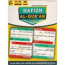 Jeu Hâfizh Al-Qur'ân - Jeu de Cartes sur le Coran (Quiz) - Osratouna