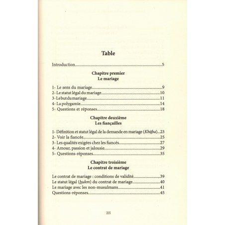 Le Mariage et les Fondements de la Vie Conjugale - Muhammad Ahmad Kan'ân - Maison d'Ennour
