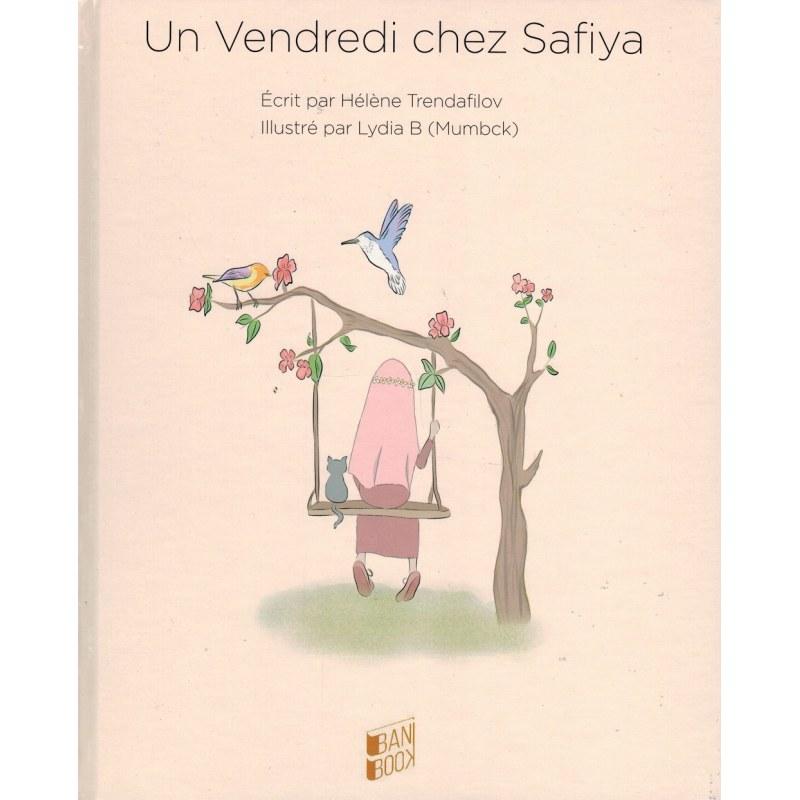 Un Vendredi chez Safiya - Hélène Trendafilov & Lydia B - Banibook