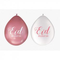 """Pack de 10 Ballons """"Eid..."""