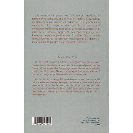 La Maladie et la Mort en Islam - Malika Dif - Edition Tawhid