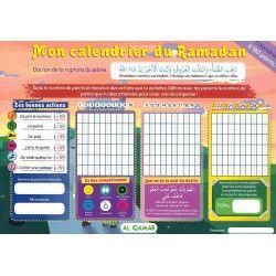 Mon calendrier du mois de...