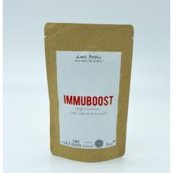 IMMUBOOST - Aloe Vera, Noni, Camu-Camu - 100% Naturel - 100g - Dwaarabi