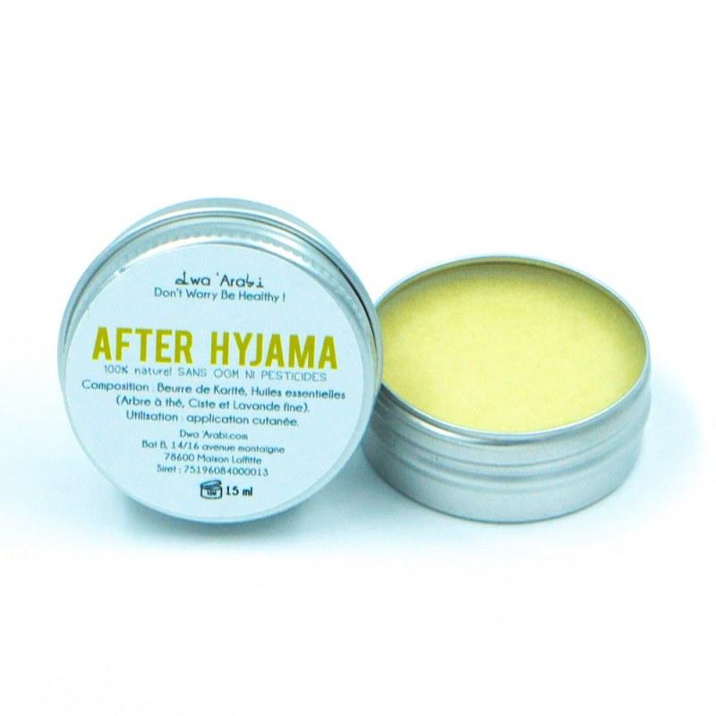 BAUME AFTER HYJAMA cicatrisant et apaisant - 100% Naturel - 15 ml - Dwaarabi