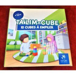 TA'LIM-CUBE - 10 Cubes à...