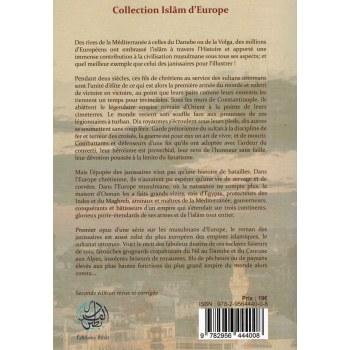 Le Roman des Janissaires - 'Issâ Meyer - Éditions Ribât