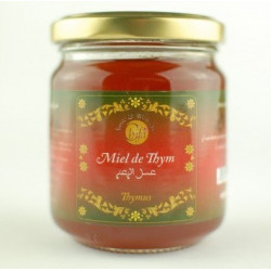 Miel de Thym - 100% Naturel...