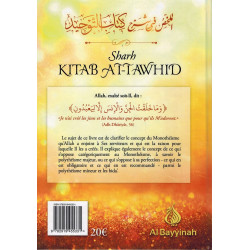 Sharh Kitâb At-Tawhîd -...