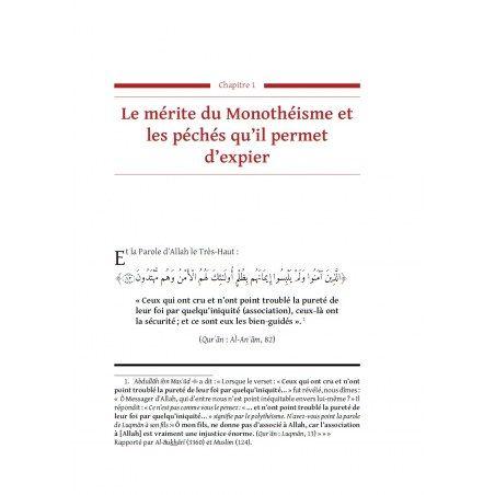 Sharh Kitâb At-Tawhîd - Résumé de l'explication du livre du Monothéisme - Shaykh Al-Fawzân - Al Bayyinah