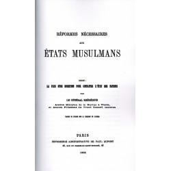 Réformes Nécessaires aux Etats Musulmans - H̲ayr al-Dîn al-Tûnisî