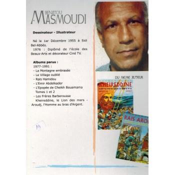 Tariq Ibn Zyad - Benatou Masmoudi - Editions Enag