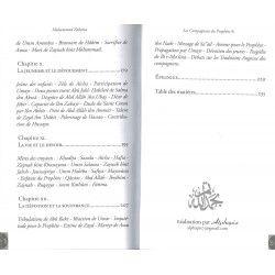 Les Compagnons du Prophète de l'Islam - Récits extraordinaires et émouvants - Muhammad Zakaria - Editions IQRA