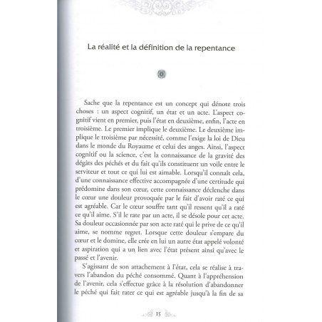 Comment se repentir ? - Abû Hamîd Al-Ghazâlî - Spiritualité Musulmane - Editions IQRA