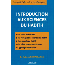 Introduction aux Sciences...
