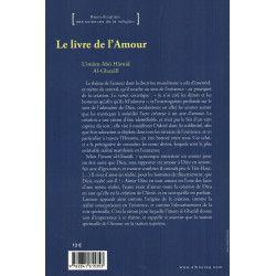 Le Livre de l'Amour - Imâm...