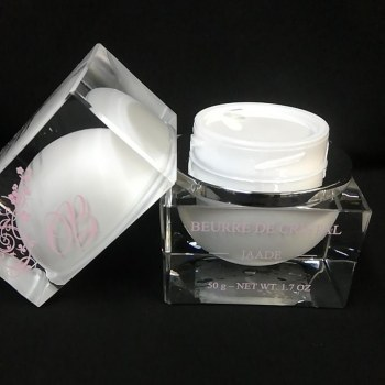 Crème corps naturelle Jaade (Caramel) - Collection Beurre de Cristal - Note