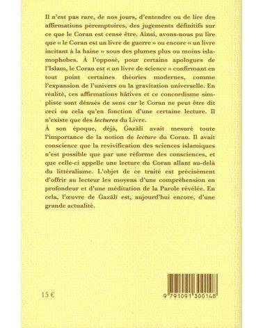 Lire et Comprendre Le Coran - Abû Hamîd Al-Ghazâlî - Editions Tasnîm