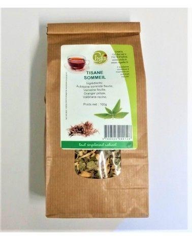 Tisane Sommeil - 100% Naturelle - 100g - Chifa
