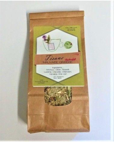 Tisane Mauvaise Graisse - 100% Naturelle - 100g - Chifa