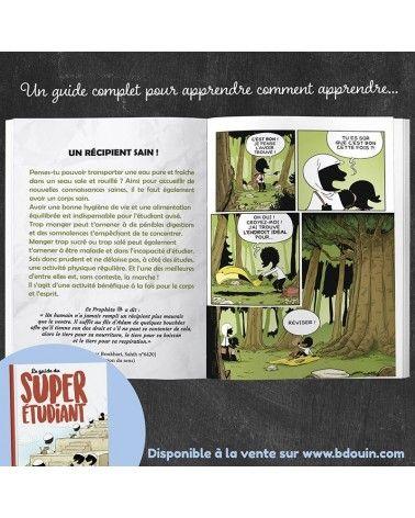 Le Guide du Super Etudiant - BDouin (Editions Anas)