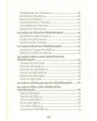 Les Cousins et Cousines du Messager d'Allah - At-Tawîl Editions