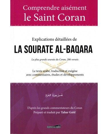 Tafsir - Explications détaillées de la Sourate Al-Baqara - Tahar GAID - IQRA