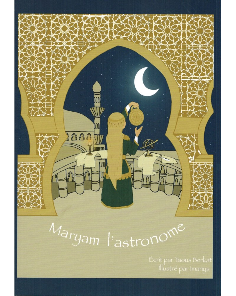 Maryam l'Astronome - Taous Berkat - Inara Book Edition