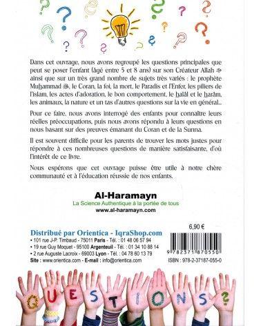 Dis, c'est qui Allah ? Questions d'enfants et leurs réponses (5/8 ans) - Al-Haramayn