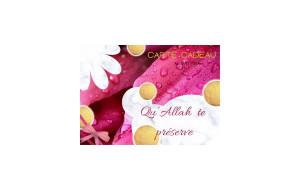 qu'Allah te préserve